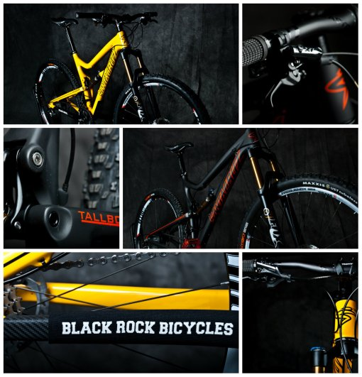 Santa Cruz Demo Day At Black Rock Bicycles Tuesday the 9th of July